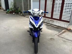 Yamaha Exciter 135cc GP, zin nguyên thuỷ,màu trắng xanh