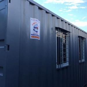 Cho thuê container văn phòng tại Quảng Nam