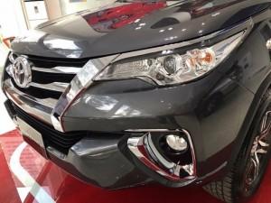 Bán Toyota Fortuner 2.7V (4x2), máy xăng, 01...