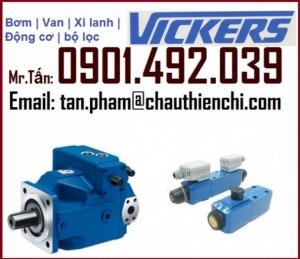 Đại Lý Van Điện Từ Vicker | Bơm Thủy Lực Vicker