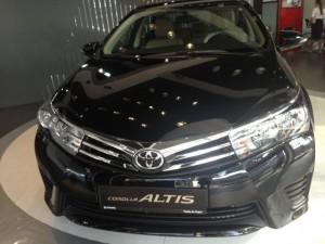 Khuyến Mãi Mua Toyota Altis 1.8G 2017 Tự Động...