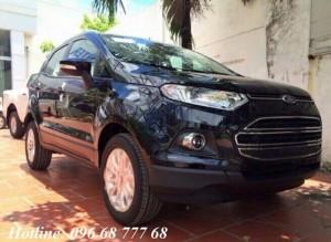 Khuyến mãi Ford Ecosport Titanium, số tự động, trả góp lãi suất thấp, giao xe nhanh