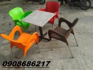 Ghế nhựa giá rẻ tại nơi sản xuất