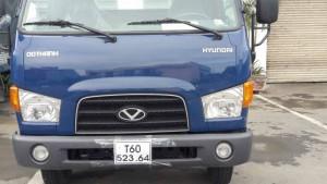 Khuyến mãi trước bạ - Hyundai HD 99 2017 6,5 tấn, hỗ trơ vay 100% giá trị xe, đăng kiểm, giao xe nhanh