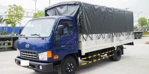 Xe tải HYUNDAI HD65 2,5 Tấn vào thành phố -...