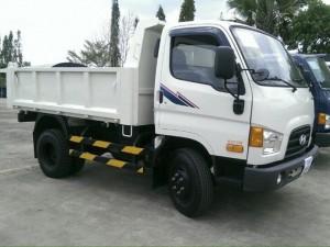 Hyundai HD99 5 tấn, xe tải ben 5 tấn, hỗ trợ...