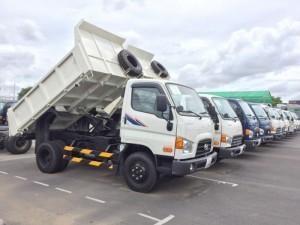 Hyundai HD99 5 tấn, xe tải ben 5 tấn - Gọi ngay 0938 968 073