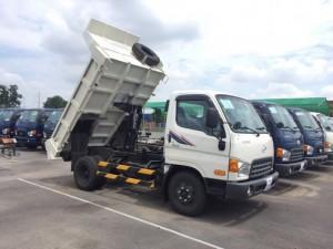 Giá xe tải ben 1t75 vào thành phố, mua xe trả góp lãi suất thấp, hỗ trợ vay lên đến 100%