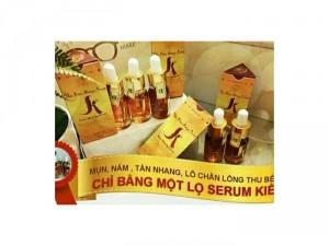 Serum thảo dược