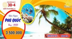 Đảo Ngọc Phú Quốc - 3N2Đ