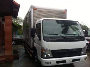 Xe tải Fuso Canter 8.2-5.2 giá tốt, có ưu đãi lớn, có xe giao ngay