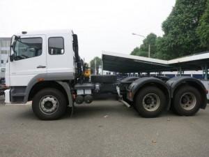 Xe Fuso Tractor Fz 49T giá tốt, hỗ trợ phí...