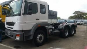 Xe Fuso Tractor Fz 49T giá tốt, hỗ trợ phí trước bạ kèm ưu đãi thêm, có xe giao ngay