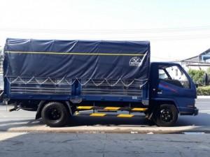 IZ49 2,4 tấn xe có sẵn. thanh toán 20% - 30% nhận xe