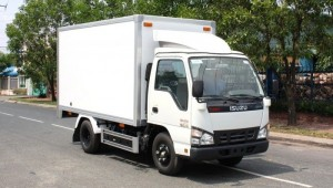 Xe tải Isuzu QKR55H 1T4 thùng kín