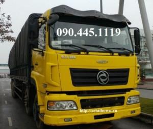 Thanh lý 20 xe tải thùng dongfeng 17 tấn 9 giá rẻ