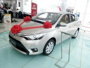 Mua Vios Đến Toyota Hà Đông , Nhận Ưu Đãi...