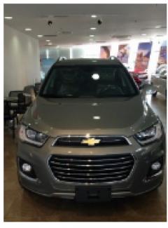 Bán Chevrolet Captiva 2017 mới - Quận Gò Vấp....