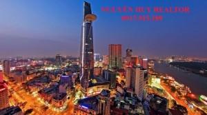 Khách Sạn 3 Sao 2 MT Bùi Thị Xuân, DT: 14x25, nở hậu 17m, hầm, 10 lầu, 70 phòng, 210 tỷ