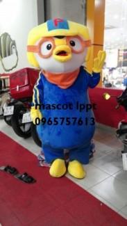 May và bán mascot LPPT