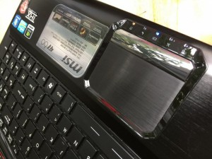 Laptop Gaming MSI GT60, i7 3610QM, 8G, Vga...