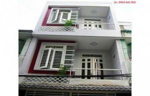 Bán nhà 2MT Hai Bà Trưng, P. Tân Định, quận...