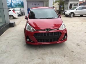 Hyundai Grand I10 1.2 AT 2017 nhập khẩu, giá ưu đãi