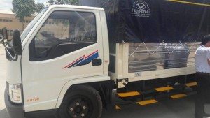 Xe tải Hyundai IZ49 2,4 tấn xe vào thành phố, hỗ trợ vay lên đến 90%