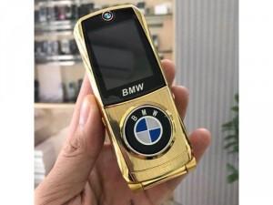 Điên thoại bmw 760 gold