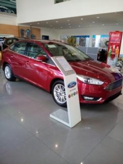 Ford Focus Trend + Titanium 1.5 Ecoboost 2017...