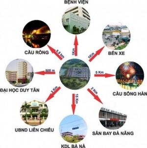 Sở hữu đất trung tâm Đà Nẵng chỉ với 810tr.