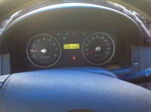Bán xe Hyundai Getz MT1.1 đời 2010, Đăng ký 2011 48600km