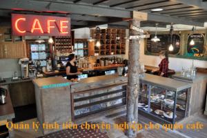 Bigbuy giới thiệu giải pháp tính tiền trọn gói cho nhà hàng ,cafe ,quán ăn fast food