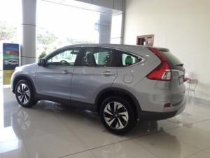Honda CRV 2.4 Khuyến Mãi Sốc- Giãm TM- Tặng Phụ Kiện- Bảo Hiểm