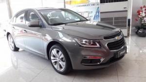 Chevrolet Cruze LTZ 2017, chính sách hỗ trợ...
