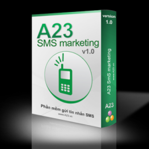 Phần mềm nhắn tin hàng loạt SMS Marketing bản quyền chỉ 500.000đ