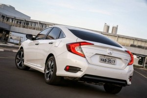 Honda Civic 2018 All new 100% - Thailand