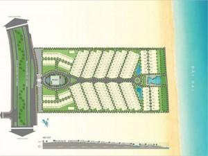 Mặt bằng Cam Ranh Mystery Villas