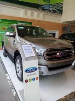 Ford Ranger 2017 các dòng giá chỉ từ 619...