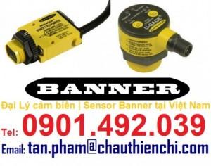 Cảm Biến Banner Cảm Biến Quang Q4X Q3X