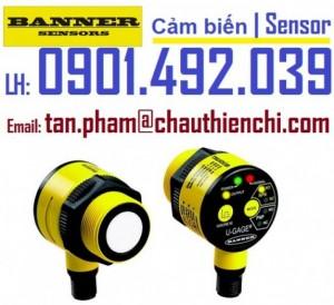 Sensor Banner QS18 Đại Lý Cảm Biến Tại Việt Nam