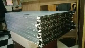 Máy chủ IBM System X3550 M4 ( 1x Intel 8 Core E5-2650 2.0Ghz/ Ram 32GB/ M5110 512MB/ 550watt)