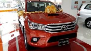 Cần Bán Xe Toyota Hilux 2.8G, Số Tự Động,Xe nhập khẩu Mới 100%, Giao Ngay
