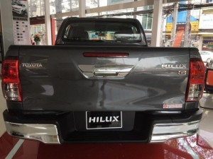 Cần Bán Xe Toyota Hilux 2.8G,Màu Xám Số Tự Động, Mới 100%, Giao Ngay khuyến mãi 40tr