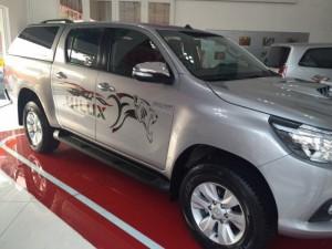 .Cần Bán Xe Toyota Hilux 2.8G Màu Bạc Số Tự Động, Mới 100%, Giao Ngay