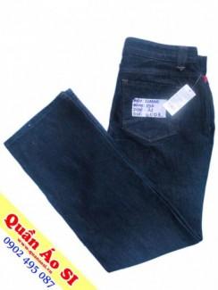 Quần jean nam màu xanh đen hiệu Cato size 32 Shop Quần Áo Si GV
