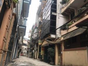 Bán nhà phân lô Hoàng Văn Thái 45m2, 4 tầng, mặt tiền 3,6m, ô tô, giá 4,9 tỷ.