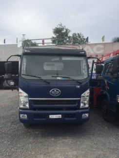 Bán xe tải Faw 6,7 tấn - Hổ trợ trả góp 80%...