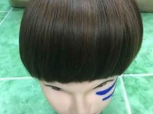 Mái tóc thưa