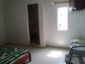 Phòng cho thuê ở Tân Phú, đầy đủ nội thất, dịch vụ 24/24. Khu an ninh, gần chợ.